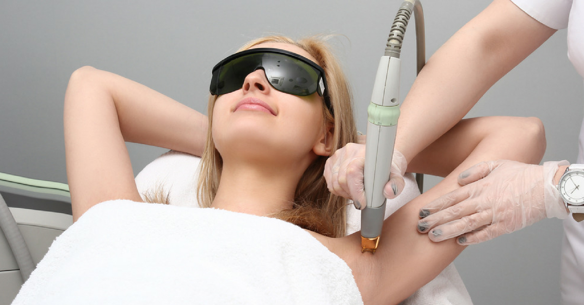 5 Myths About Laser Hair Removal, Busted